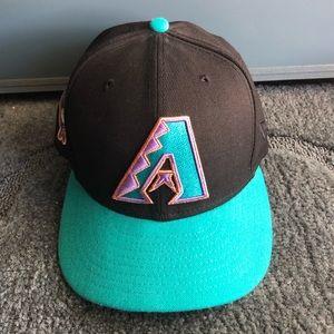 New Era Arizona Diamondbacks 7 1/2 Hat -MLB